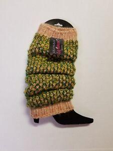 Gold Medal Women's Heavy Knit Leg Warmers SHIP FREE! SHIP FAST! Christmas