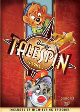 Talespin, Vol. 2 [3 Discs] DVD Region 1 Disney Movie Series Classic