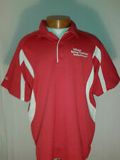 Vintage Champion Disney Embroidered Spring Training Xl Golf Polo Dry Shirt