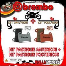 BRPADS-21899 KIT PASTIGLIE FRENO BREMBO GAS GAS FSE SM 2006- 450CC [RC+SD] ANT +