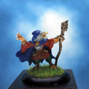 Painted Reaper Miniature Tengu Wizard