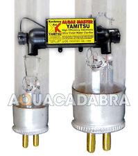 More details for kockney koi uv bulb fits yamitsu uvc tube lamp algae master  pond fish koi