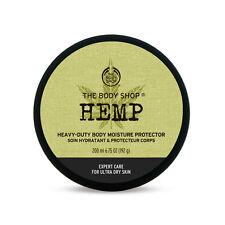 Body Shop ◈ HEMP ◈ Heavy-duty Body Protector Butter Moisturiser Cream ◈ 200ml