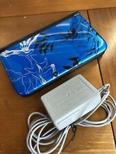 Pokemon X And Y Nintendo 3DS XL Console Blue