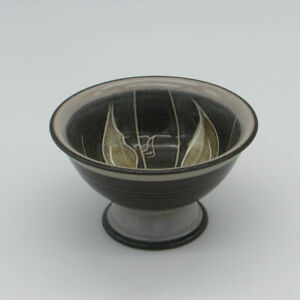 Denby Stoneware Pottery Vintage Small Footed Bowl