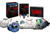 Batman TAS The Complete Animated Series Deluxe LIMITED Edition Blu-Ray + Digital