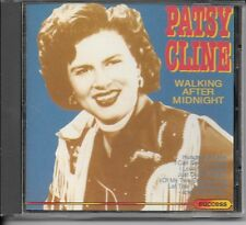 CD COMPIL 20 TITRES--PATSY CLINE--WALKING AFTER MIDNIGHT