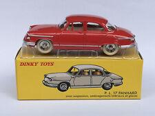 DINKY TOYS  1:43   547  P L 17  PANHARD  deagostini car model  die  cast  red