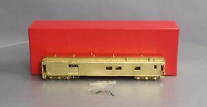 Key Imports HO Scale BRASS ATSF #2626-Smoker-Baggage-Caboose EX/Box