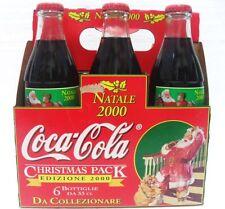 Coca-Cola - CHRISTMAS PACK EDIZIONE NATALE 2000 - BOTTIGLIA/BOTTLE
