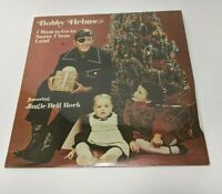 Bobby Helms I Want To Go To Santa Claus Land Record LP Jingle Bell Rock New NOS