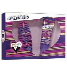 Justin Bieber's Girlfriend Fragrance Gift Set for Women 2 PC