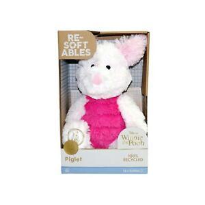 Winnie The Pooh Disney Resoftables plush Piglet 95th anniversary - Brand New