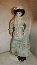 "Antique c1870 All Orig Smallest Size 11"" Francois Gaultier French Fashion Doll"