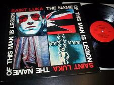 "Saint Luka ""The Name Of This Man Is Legion"" LP SAINT ITA 1989"