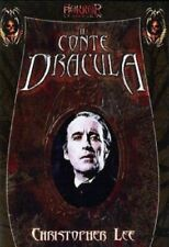 DVD FILM CLASSIC CULT HORROR MONSTER MOVIE-IL CONTE DRACULA-1970 CHRISTOPHER LEE