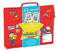 Gold Stars My Learning Bag Ages 5-6: Learn How to Read, Write, Add and Subtract