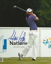 ANDREW LOUPE signed 8x10 PGA photo with COA