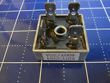 AJS model 8 . solid state rectifier