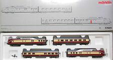 Märklin 37605 - Triebwagenset VT 11.5 DB - DIG - 4-teilig - OVP - TOP Zustand