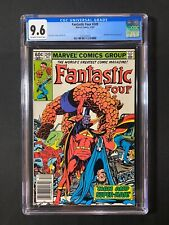 Fantastic Four #249 CGC 9.6 (1982) - Newsstand Edition