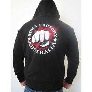 MMA Factory Reversible Hoody
