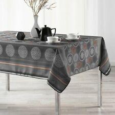 Nappe anti-tache - Rectangulaire - 150 x 240 cm oreanis gris