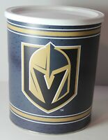 "Vegas Golden Knights NHL Hockey 8"" Tall Tin NEW"