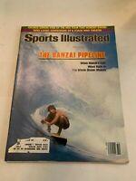 March 8 1982 Sport Illustrated Magazine The Banzai Pipeline