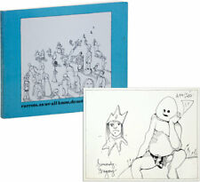Bitz-carrots as we all know..-[1977 SIGNED/INSCRIBED]-Poetry-Illustrations-VG+