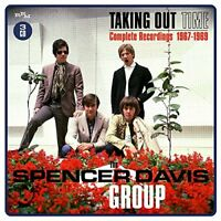 The Spencer Davis Group - Taking Out Time - COMPLETE RECORDINGS 1967-1969 [CD]