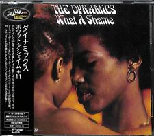 DYNAMICS-WHAT A SHAME +11-JAPAN CD BONUS TRACK D86
