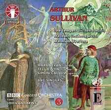 Arthur Sullivan: Macbeth /The Tempest /Marmion Overture [SACD Hybrid stereo]