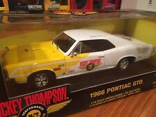 Ertl 1:18 Mickey Thompson 1966 Pontiac GTO 1 Of 500 Item 36990