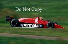 Niki Lauda Parmalat Brabham BT48 F1 Season 1979 Photograph 1