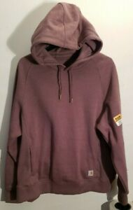 Carhartt 102797-549 Women's Rain Defender® Avondale Pullover Sweatshirt 2XL