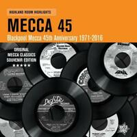 MECCA 45 Blackpool Mecca Anniversary NEW & SEALED LP VINYL NORTHERN MODERN SOUL