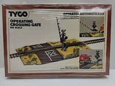 TYCO - Operating Crossing Gate HO Scale  #908  NIB, MIB, New Box Sealed