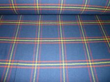 Lochbuie Tartan Fabric 100%  Wool Lochbuie Htg Made In Scotland By The Metre