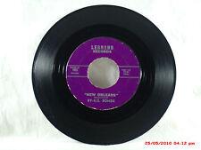 U.S. BONDS -(45)- NEW ORLEANS / PLEASE FORGIVE ME  - GARY'S DEBUT HIT -  1960