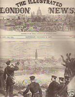 1870 Illustrated London News Oct 8 - Strasbourg Falls