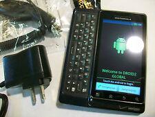 GOOD Motorola DROID 2 Global A956 Android WiFi QWERTY Slider VERIZON Smartphone