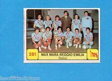 CAMPIONI d. SPORT 1968/69-PANINI-Figurina n.281- MAX MARA -ITALIA-PALLAVOLO-Rec