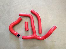 tubi radiatore HONDA CRF450R 2015 15 rossi silicone red hose radiator 2016 16