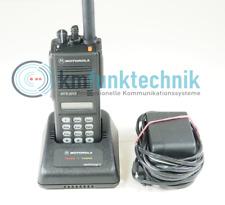 Motorola MTS2013 4m FuG 13b BOS Handfunkgerät mit Ladegerät + Akku NEU !