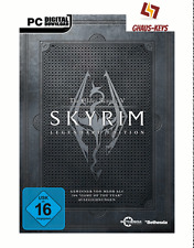 The Elder Scrolls V Skyrim Legendary Edition Steam Key Pc Game [Blitzversand]