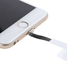 Patch Chargeur Sans Fil Récepteur qi induction Pour iPhone 5 5S SE 6 6s 6 SPlus