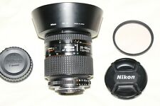 Nikon Nikkor AF-D 28-105mm f3.5-4.5 D Macro Zoom Lens    Virtually Mint