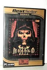 DIABLO II GIOCO USATO OTTIMO STATO PC CDROM VERSIONE ITALIANA FR1 39753