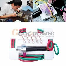 New  kit & 5 tips Jewelry Jewelers Micro Mini Gas Little Torch Welding Soldering